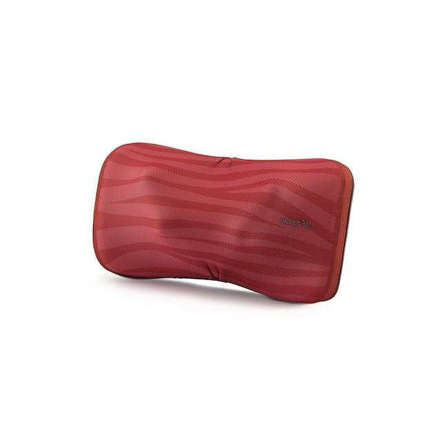OSIM uCozy 3D Neck & Shoulders Massager - Red - 0