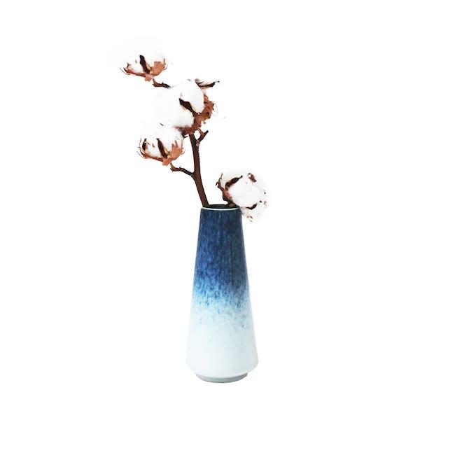 Galaxy Glaze Vase - Cylinder - 0