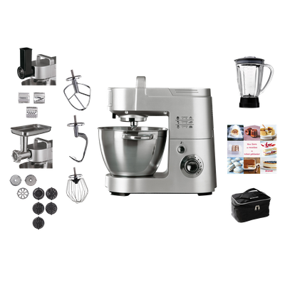 5.5L 1500W Kitchen Machine with Blender