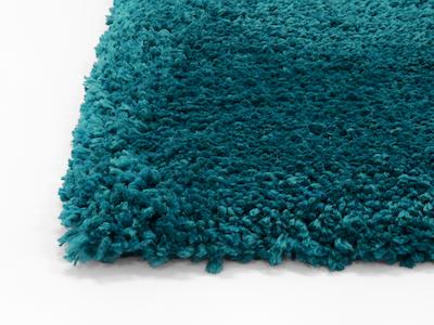 Mia Floor Mat 40cm by 60cm - Teal - Image 2