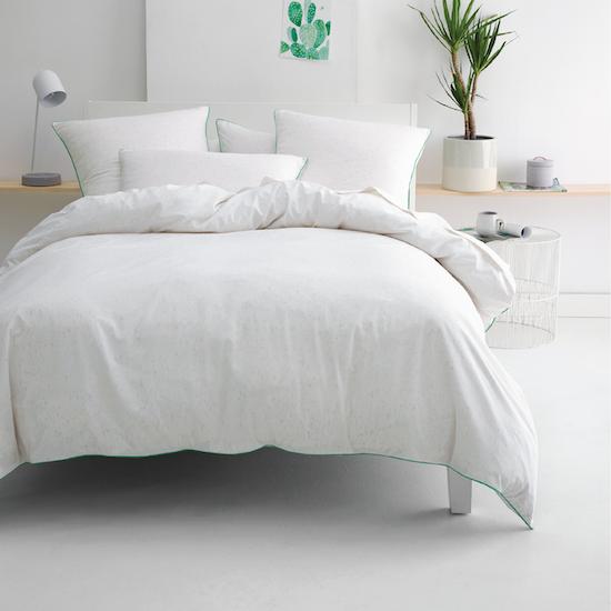 Linen House (Direct) - (Single/Super Single) Cora 3-pc Duvet Cover Set - Multi