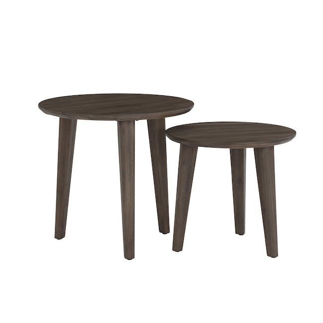 Tilda Single Drawer Coffee Table with Tilda High Side Table - 4