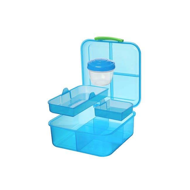 Sistema Bento Cube 1.25L - Blue - 1