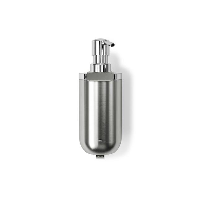 Junip Wall Mount Soap Dispenser - Chrome - 0