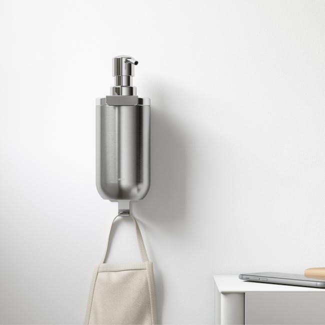 Junip Wall Mount Soap Dispenser - Chrome - 7