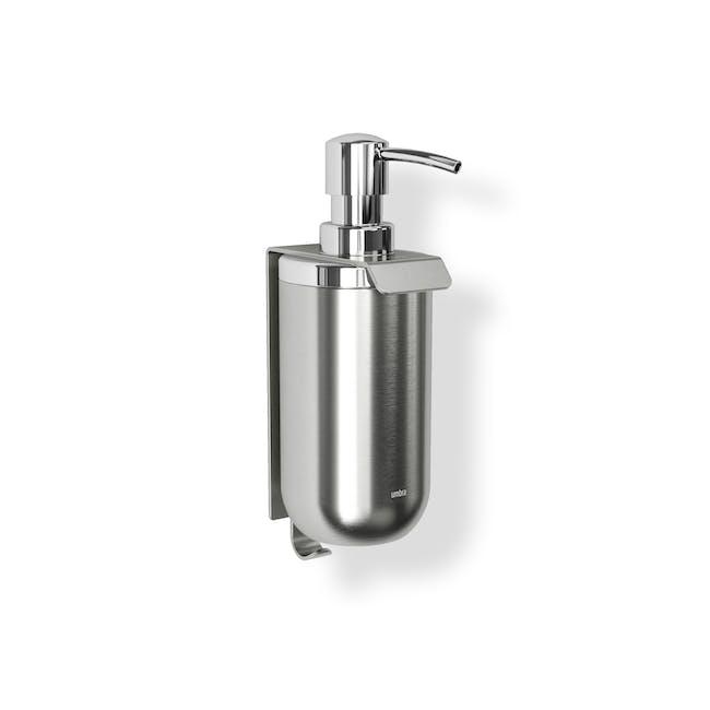 Junip Wall Mount Soap Dispenser - Chrome - 2