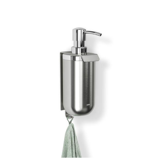Junip Wall Mount Soap Dispenser - Chrome - 1