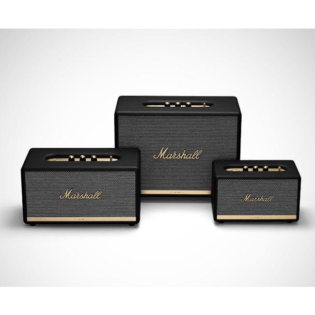 Marshall Woburn II Bluetooth Speaker - Black - 4