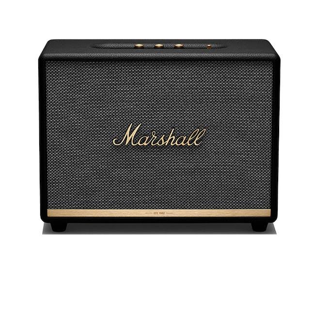 Marshall Woburn II Bluetooth Speaker - Black - 0