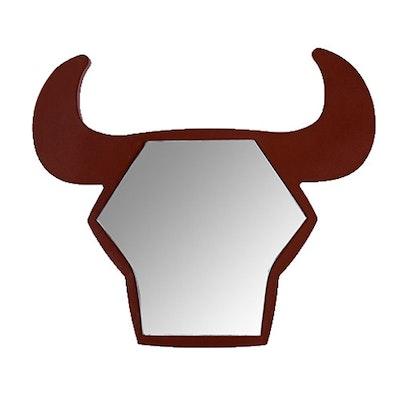 Bull Shaped Mirror - XI - Image 1