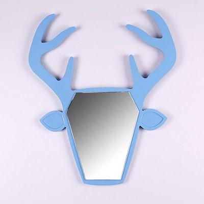 Wapiti Shaped Mirror - XI - Image 2