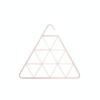 Pendant Triangles - Copper