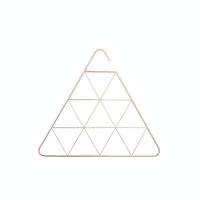Pendant Triangles - Copper