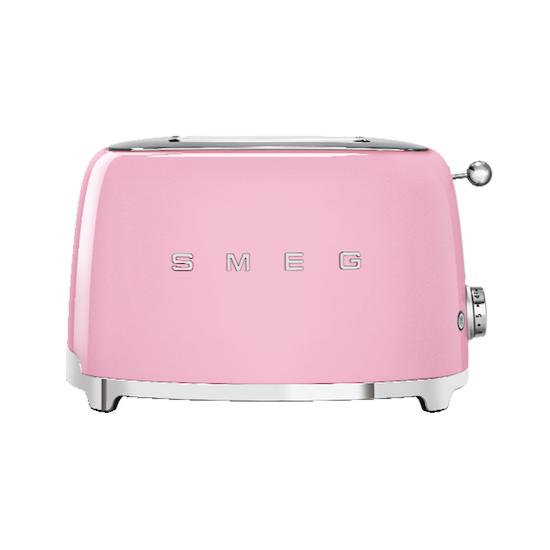 SMEG - Smeg 2-Slice Toaster - Pink