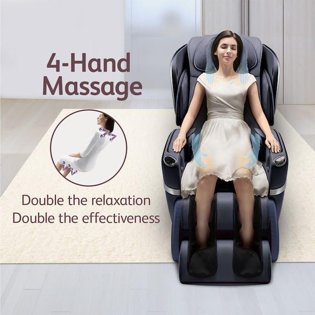 OSIM uLove 2 Massage Chair - Brown - 4