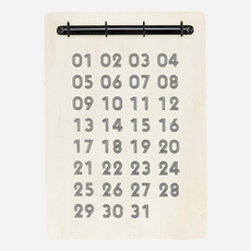 Days Clipboard