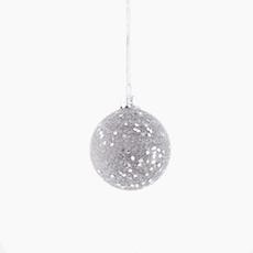 Decorative Ornament - Grey