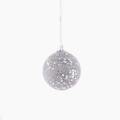 Decorative Ornament - Grey