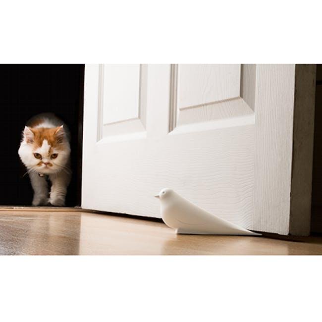 Dove Door Stopper - White - 1