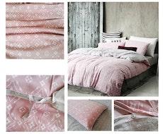 Thalia Jersey 4-Pc Bedding Set