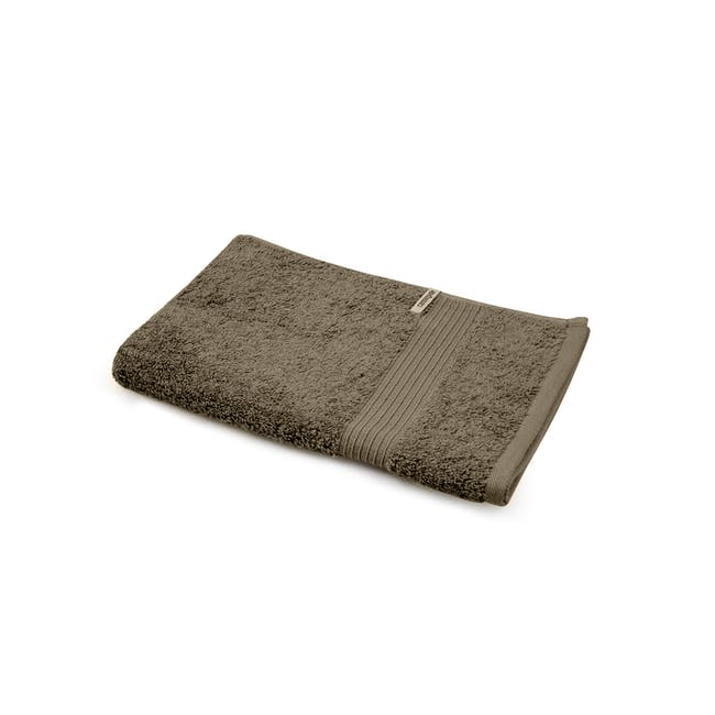Canningvale Egyptian Royale Hand Towel - Porcini - 0