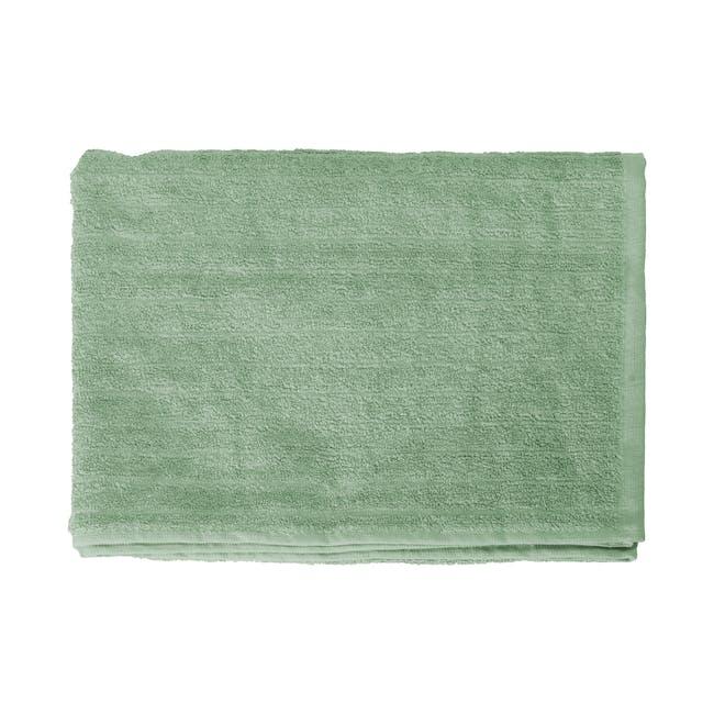 EVERYDAY Bath Towel - Sage (Set of 4) - 1