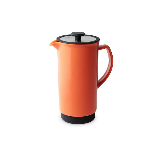Forlife Café Style Coffee Press - Carrot - 0