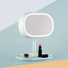 LED Light Vanity Mirror - Mint