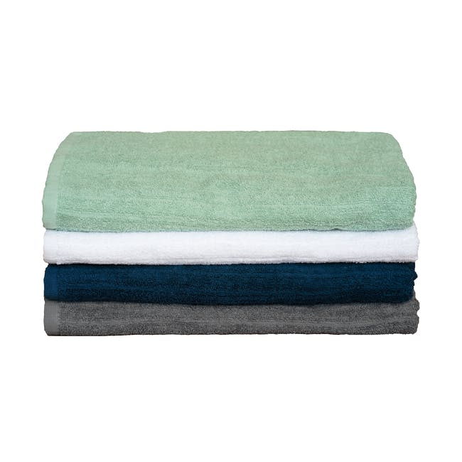 EVERYDAY Bath Towel - Assorted (Set of 4) - 0