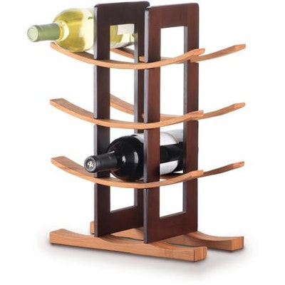 Bamboo Wine Rack - Image 2