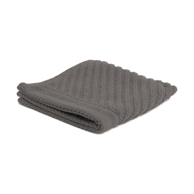 EVERYDAY Face Towel - Grey - Image 1