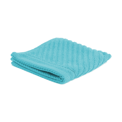 EVERYDAY Face Towel - Teal Green