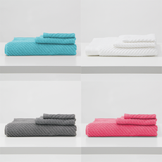 EVERYDAY Family Towel Set - Assorted