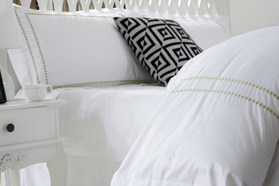 (Single) Freya 4-Pc Bedding Set - Champagne - Image 2