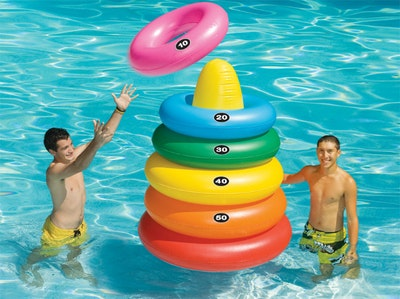Giant Ring Toss (Free Air Pump)