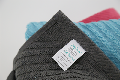 EVERYDAY Towel Set - Grey - Image 2