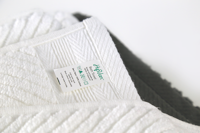 EVERYDAY Bath Towel - White