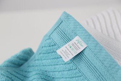 EVERYDAY Hand Towel - Teal Green - Image 2