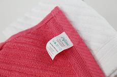 EVERYDAY Face Towel - Persimmon