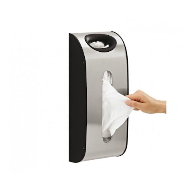 simplehuman Wall Mount Grocery Bag Dispenser - 1
