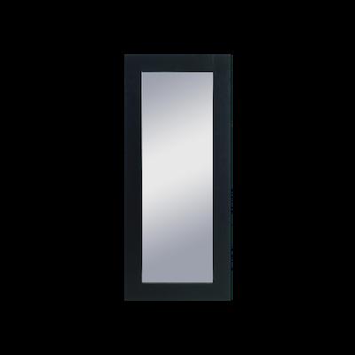 Freesia Full-Length Mirror Tall 60 x 140 cm - Black - Image 2
