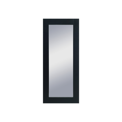Freesia Full-Length Mirror Tall 60 x 140 cm - Black - Image 2
