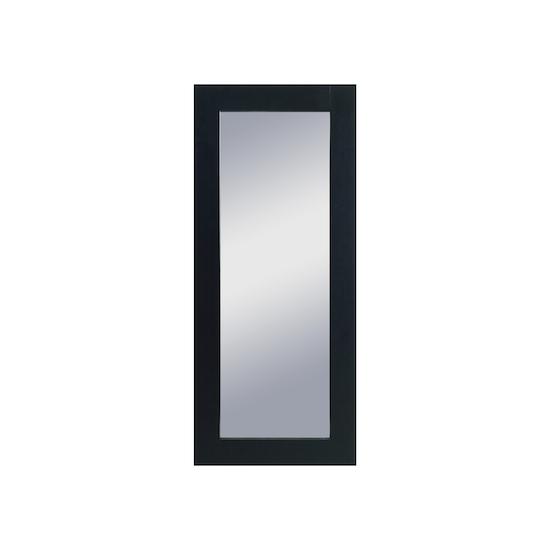 Helga freesia full length mirror tall 60 x 140 cm black for Miroir 140 x 60
