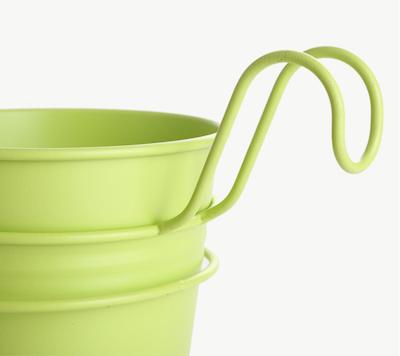 Anna Hanging Pot - Green - Image 2