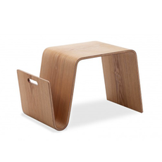 Eric Pfeiffer Offi Mag Table - White Oak