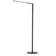 LED Lady7 Floor Lamp - Metallic Black