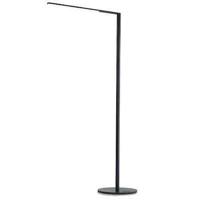 LED Lady7 Floor Lamp - Metallic Black - Image 2