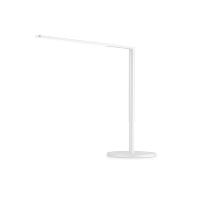 LED Lady7 Desk Lamp - Metallic White - Image 1