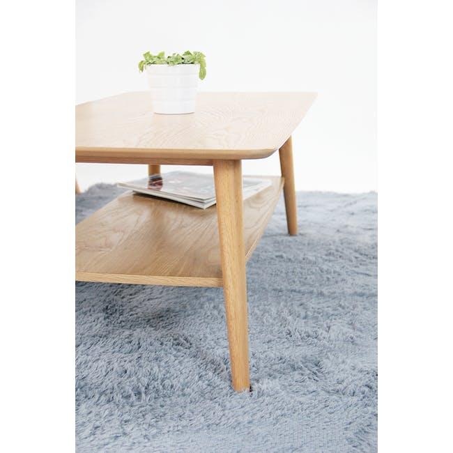 Blythe Coffee Table - Oak - 1