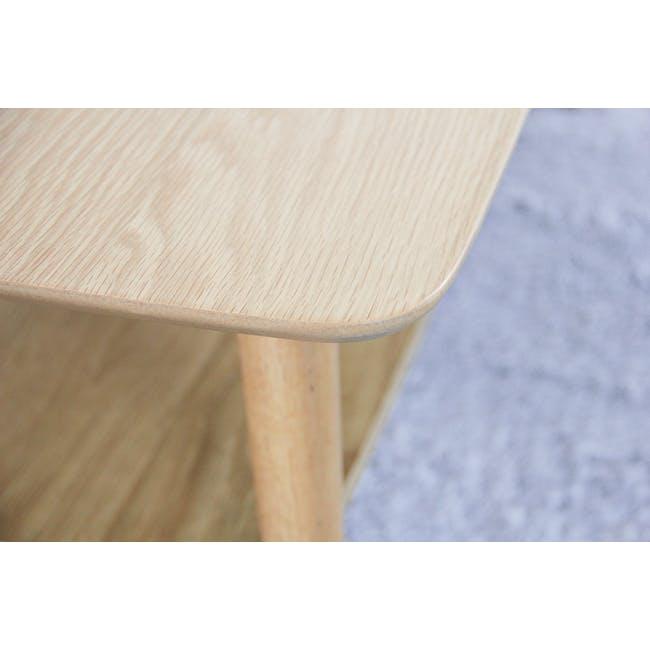 Blythe Coffee Table - Oak - 5